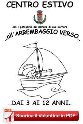 Centro Estivo Ricreativo 2013 a Padova