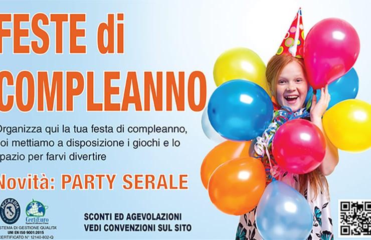 Ludoteca, Feste di Compleanno Bambini e Parco giochi a Padova