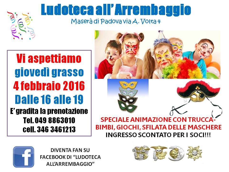 Festa di Carnevale 2016