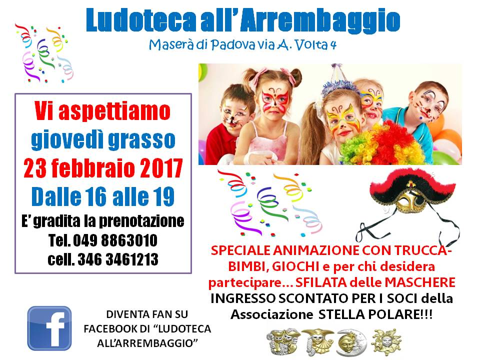 Festa Carnevale 2017