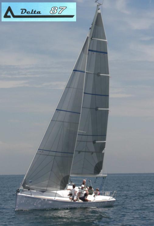 imbarcazione DELTA 87